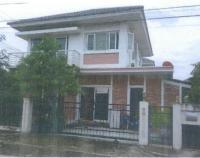 บ้านเดี่ยวหลุดจำนอง ธ.ธนาคารกรุงไทย นนทบุรี เมืองนนทบุรี ไทรม้า