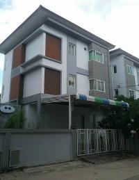 บ้านแฝดหลุดจำนอง ธ.ธนาคารกรุงไทย นนทบุรี เมืองนนทบุรี บางรักน้อย