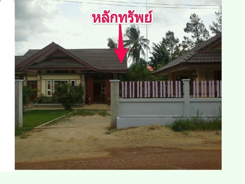 ที่ดินพร้อมสิ่งปลูกสร้างหลุดจำนอง ธ.ธนาคารกรุงไทย ชุมพร เมืองชุมพร หาดพันไกร