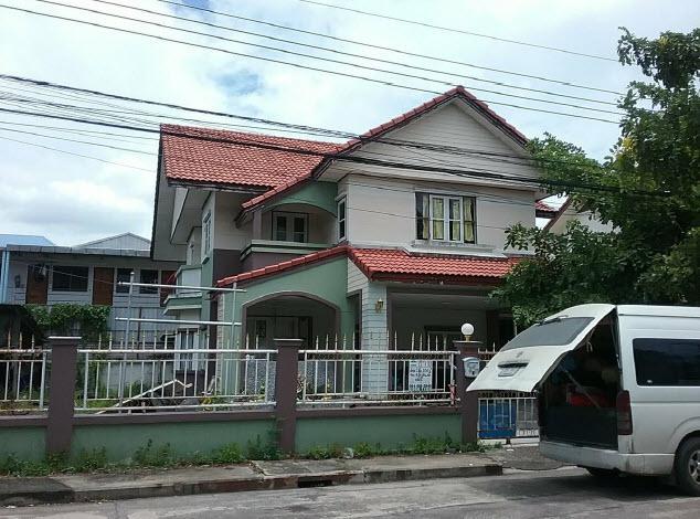 บ้านเดี่ยวหลุดจำนอง ธ.ธนาคารกรุงไทย นนทบุรี บางบัวทอง ละหาร