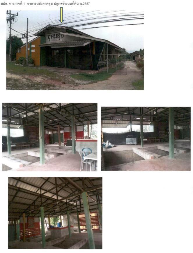 ที่ดินพร้อมสิ่งปลูกสร้างหลุดจำนอง ธ.ธนาคารกรุงไทย เชียงราย อำเภอเวียงป่าเป้า ตำบลสันสลี