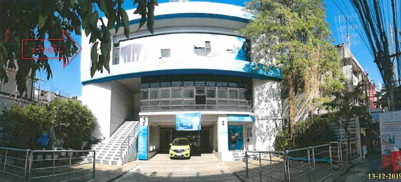 อาคารพาณิชย์หลุดจำนอง ธ.ธนาคารกรุงไทย กรุงเทพมหานคร เขตบางพลัด แขวงบางอ้อ