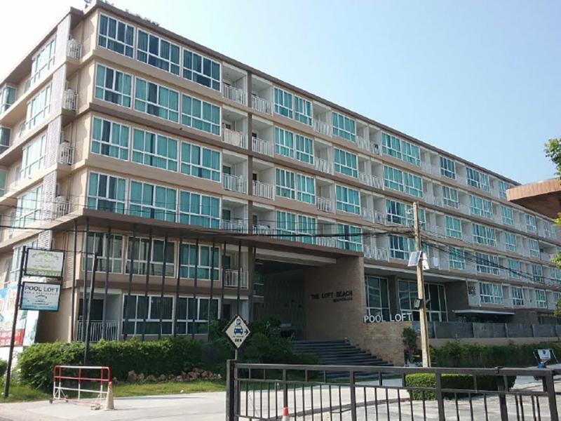 คอนโดมิเนียม/อาคารชุดหลุดจำนอง ธ.ธนาคารกรุงไทย ชลบุรี อำเภอเมืองชลบุรี ตำบลแสนสุข