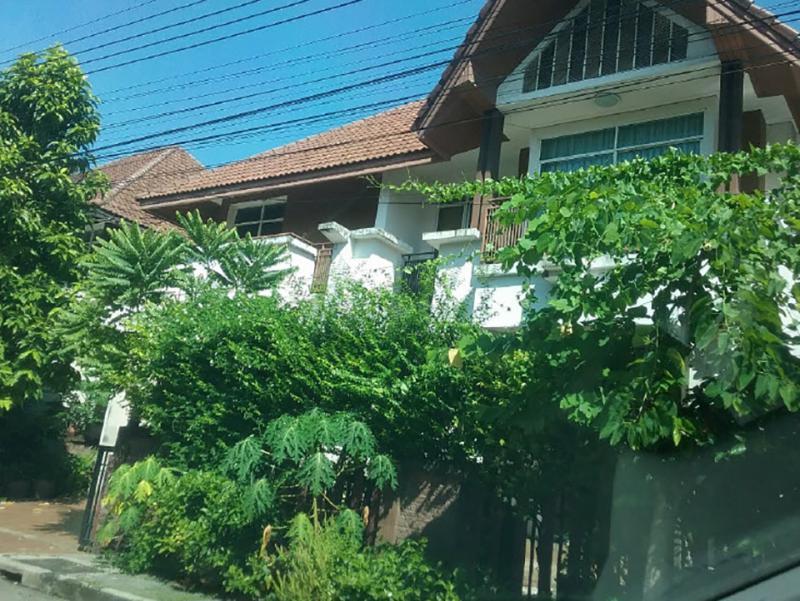 บ้านเดี่ยวหลุดจำนอง ธ.ธนาคารกรุงไทย กรุงเทพมหานคร เขตลาดกระบัง แขวงคลองสองต้นนุ่น