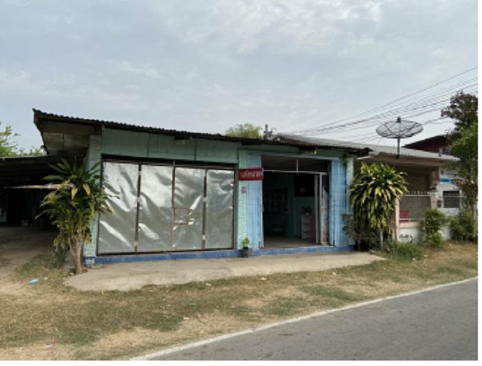 ที่ดินพร้อมสิ่งปลูกสร้างหลุดจำนอง ธ.ธนาคารกรุงไทย ร้อยเอ็ด อำเภอเมืองร้อยเอ็ด ตำบลรอบเมือง