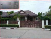 บ้านเดี่ยวหลุดจำนอง ธ.ธนาคารกรุงไทย พระนครศรีอยุธยา อำเภอบางปะอิน ตำบลบ้านกรด