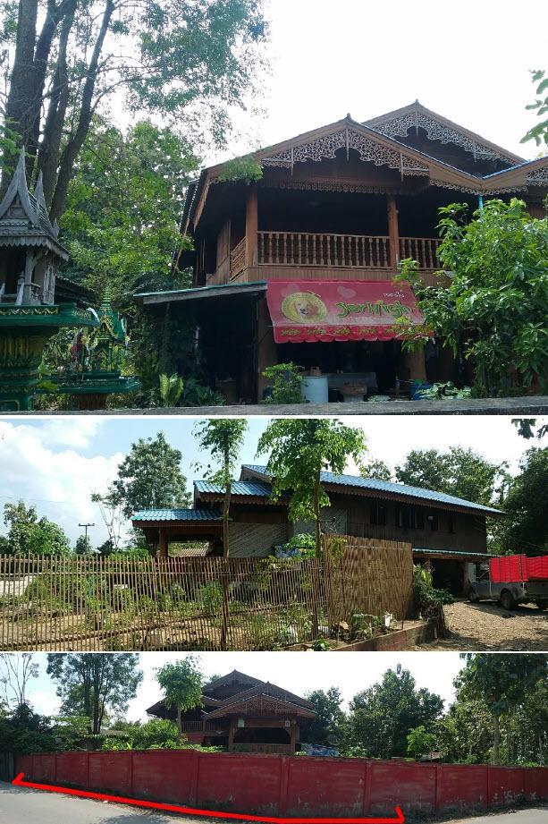 ที่ดินพร้อมสิ่งปลูกสร้างหลุดจำนอง ธ.ธนาคารกรุงไทย แพร่ เมืองแพร่ วังหงษ์