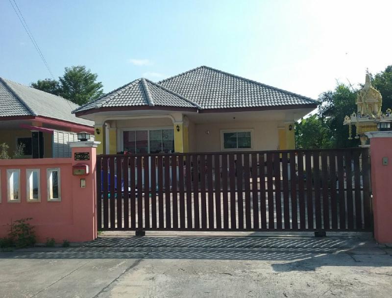 บ้านเดี่ยวหลุดจำนอง ธ.ธนาคารกรุงไทย นครปฐม อำเภอเมืองนครปฐม ตำบลโพรงมะเดื่อ