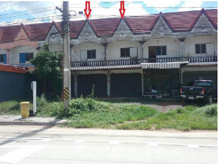 อาคารพาณิชย์หลุดจำนอง ธ.ธนาคารกรุงไทย อำนาจเจริญ อำเภอลืออำนาจ ตำบลอำนาจ