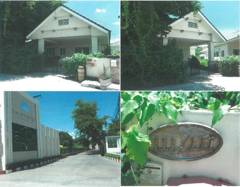 บ้านเดี่ยวหลุดจำนอง ธ.ธนาคารกรุงไทย เชียงใหม่ อำเภอหางดง ตำบลหางดง