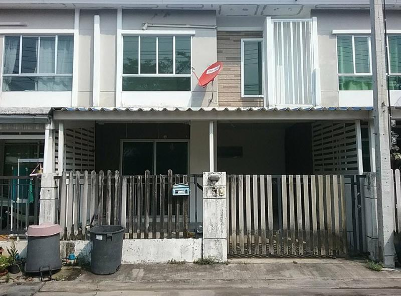 ทาวน์เฮ้าส์หลุดจำนอง ธ.ธนาคารกรุงไทย กรุงเทพมหานคร เขตสายไหม แขวงคลองถนน