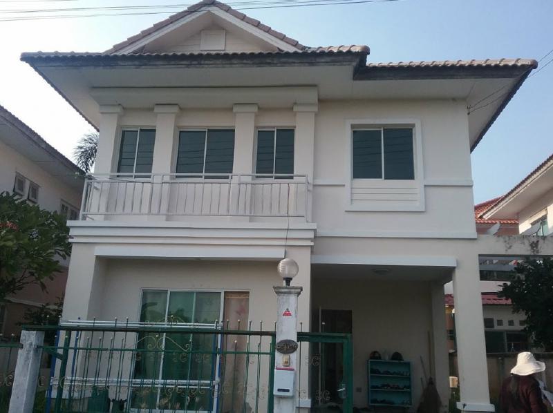 บ้านแฝดหลุดจำนอง ธ.ธนาคารกรุงไทย สมุทรสาคร เมืองสมุทรสาคร บางน้ำจืด