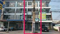 อาคารพาณิชย์หลุดจำนอง ธ.ธนาคารกรุงไทย ชลบุรี เมืองชลบุรี หนองไม้แดง