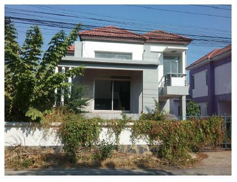 บ้านเดี่ยวหลุดจำนอง ธ.ธนาคารกรุงไทย ปทุมธานี อำเภอคลองหลวง ตำบลคลองสาม