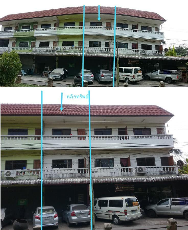 อาคารพาณิชย์หลุดจำนอง ธ.ธนาคารกรุงไทย เชียงราย อำเภอเชียงแสน ตำบลเวียง