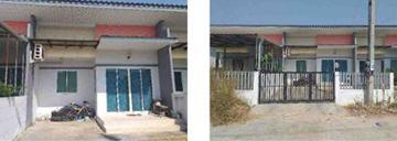 ทาวน์เฮ้าส์หลุดจำนอง ธ.ธนาคารกรุงไทย ประจวบคีรีขันธ์ อำเภอหัวหิน ตำบลหินเหล็กไฟ