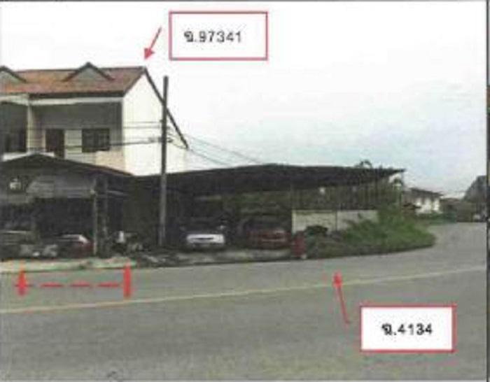 ที่ดินพร้อมสิ่งปลูกสร้างหลุดจำนอง ธ.ธนาคารกรุงไทย พัทลุง เมืองพัทลุง ปรางหมู่