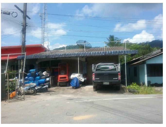 ที่ดินพร้อมสิ่งปลูกสร้างหลุดจำนอง ธ.ธนาคารกรุงไทย พังงา คุระบุรี แม่นางขาว