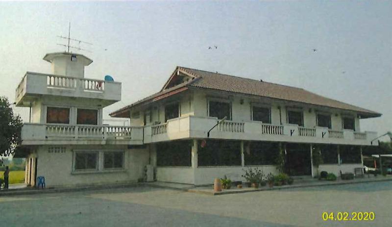 โรงสีหลุดจำนอง ธ.ธนาคารกรุงไทย พระนครศรีอยุธยา อำเภอบางซ้าย ตำบลเทพมงคล