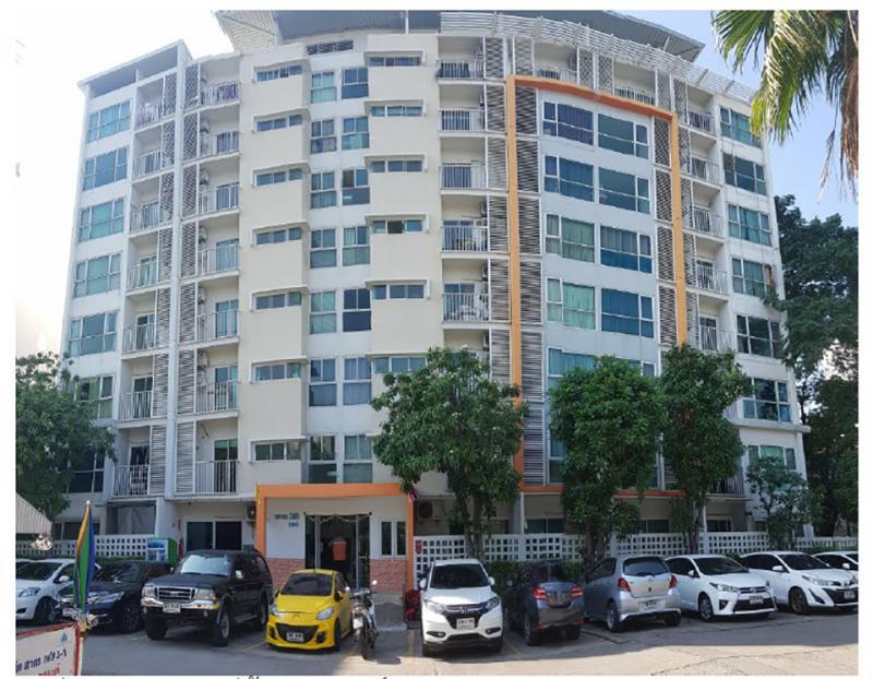 คอนโดมิเนียม/อาคารชุดหลุดจำนอง ธ.ธนาคารกรุงไทย กรุงเทพมหานคร เขตภาษีเจริญ แขวงบางหว้า