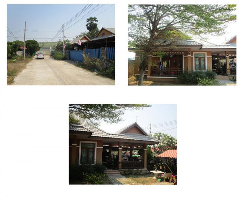 บ้านเดี่ยวหลุดจำนอง ธ.ธนาคารกรุงไทย ชลบุรี บางละมุง หนองปรือ