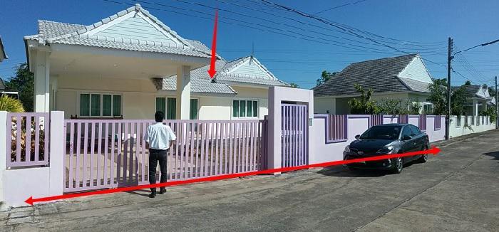 บ้านเดี่ยวหลุดจำนอง ธ.ธนาคารกรุงไทย อุดรธานี อำเภอเมืองอุดรธานี ตำบลหนองบัว