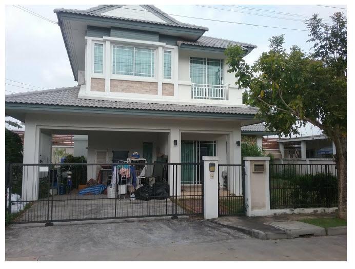 บ้านเดี่ยวหลุดจำนอง ธ.ธนาคารกรุงไทย ปทุมธานี อำเภอธัญบุรี ตำบลรังสิต