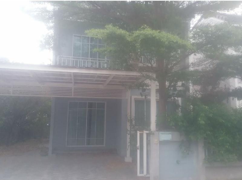 บ้านแฝดหลุดจำนอง ธ.ธนาคารกรุงไทย นนทบุรี ปากเกร็ด บ้านใหม่