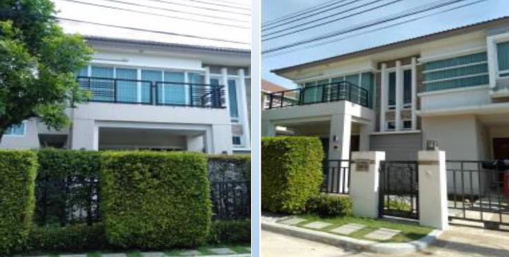 บ้านเดี่ยวหลุดจำนอง ธ.ธนาคารกรุงไทย นนทบุรี เมืองนนทบุรี บางกร่าง