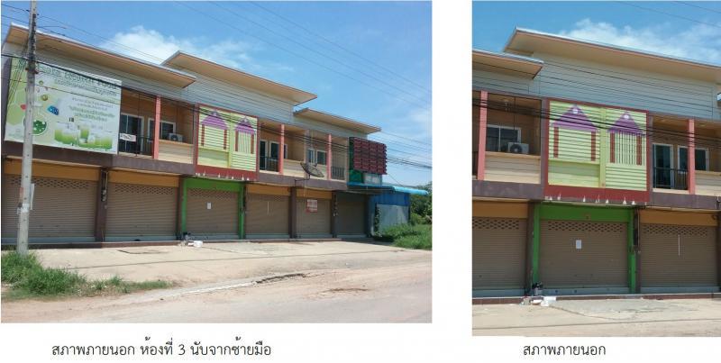 อาคารพาณิชย์หลุดจำนอง ธ.ธนาคารกรุงไทย พิษณุโลก เมืองพิษณุโลก หัวรอ