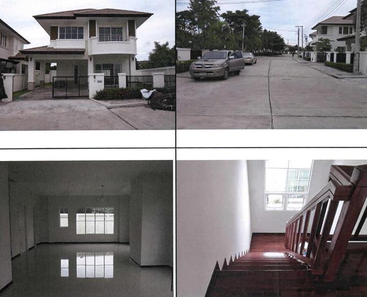 บ้านเดี่ยวหลุดจำนอง ธ.ธนาคารกรุงไทย สมุทรปราการ เมืองสมุทรปราการ แพรกษา