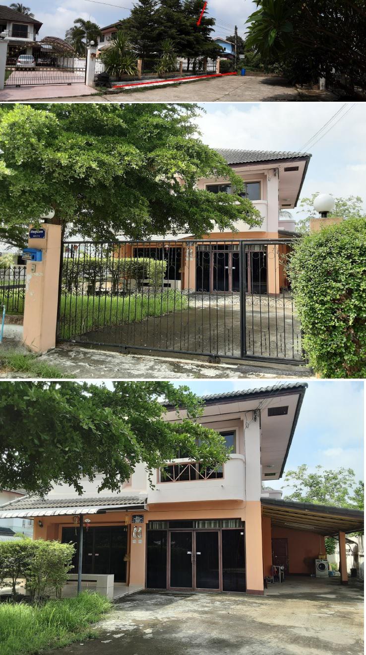 บ้านเดี่ยวหลุดจำนอง ธ.ธนาคารกรุงไทย อุดรธานี เมืองอุดรธานี โนนสูง