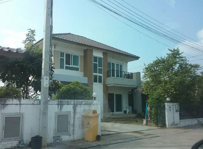 บ้านเดี่ยวหลุดจำนอง ธ.ธนาคารกรุงไทย กรุงเทพมหานคร หนองจอก กระทุ่มราย