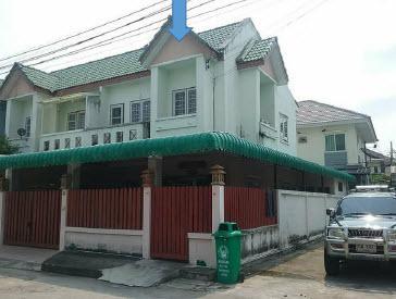 ทาวน์เฮ้าส์หลุดจำนอง ธ.ธนาคารกรุงไทย นนทบุรี บางบัวทอง พิมลราช