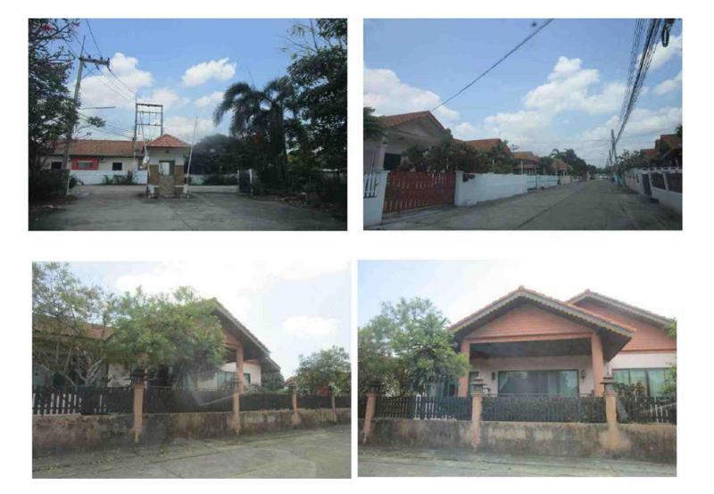 บ้านเดี่ยวหลุดจำนอง ธ.ธนาคารกรุงไทย ชลบุรี บางละมุง ห้วยใหญ่