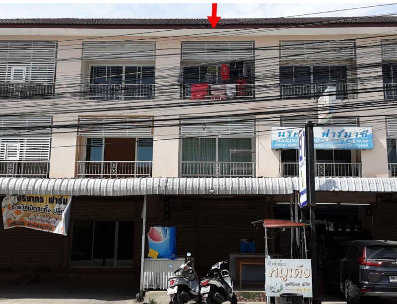 อาคารพาณิชย์หลุดจำนอง ธ.ธนาคารกรุงไทย ประจวบคีรีขันธ์ อำเภอหัวหิน ตำบลหัวหิน