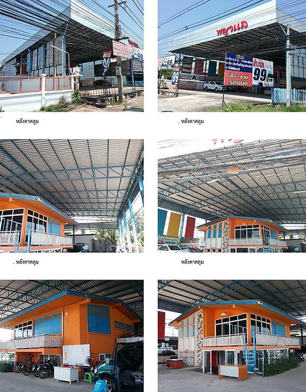 ที่ดินพร้อมสิ่งปลูกสร้างหลุดจำนอง ธ.ธนาคารกรุงไทย ชัยภูมิ อำเภอเมืองชัยภูมิ ตำบลในเมือง
