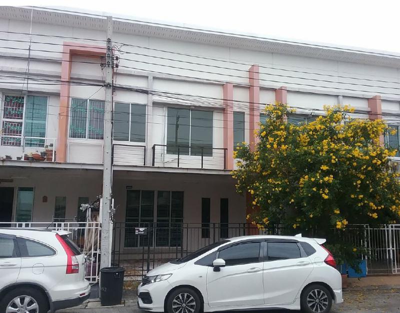 ทาวน์เฮ้าส์หลุดจำนอง ธ.ธนาคารกรุงไทย กรุงเทพมหานคร สายไหม สายไหม