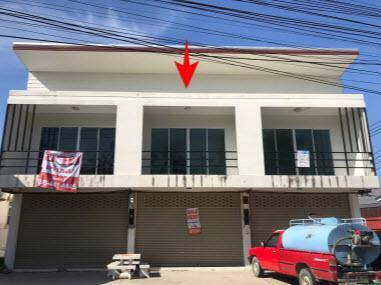 อาคารพาณิชย์หลุดจำนอง ธ.ธนาคารกรุงไทย ชลบุรี บางละมุง หนองปลาไหล