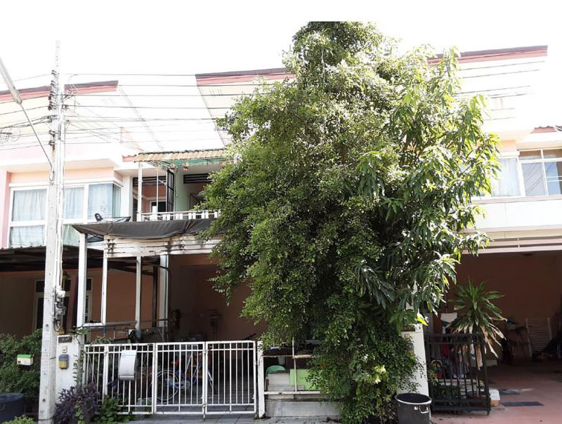 ทาวน์เฮ้าส์หลุดจำนอง ธ.ธนาคารกรุงไทย กรุงเทพมหานคร ดอนเมือง สีกัน