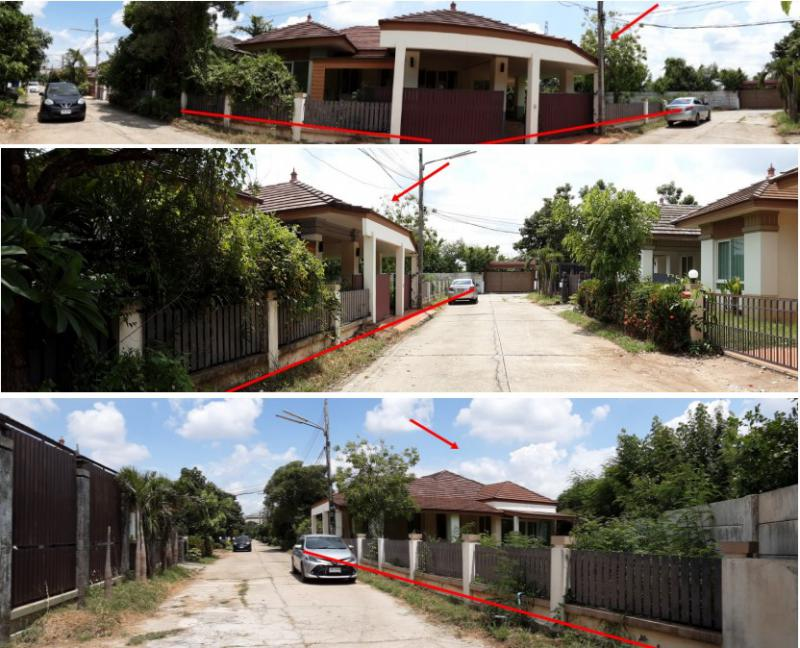 บ้านเดี่ยวหลุดจำนอง ธ.ธนาคารกรุงไทย อุดรธานี เมืองอุดรธานี สามพร้าว