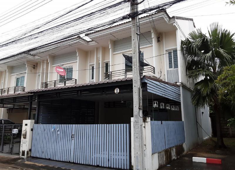 ทาวน์เฮ้าส์หลุดจำนอง ธ.ธนาคารกรุงไทย นนทบุรี เมืองนนทบุรี บางกร่าง