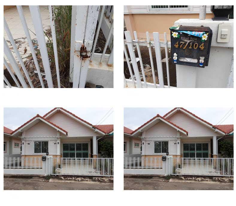 บ้านแฝดหลุดจำนอง ธ.ธนาคารกรุงไทย ฉะเชิงเทรา เมืองฉะเชิงเทรา คลองนา