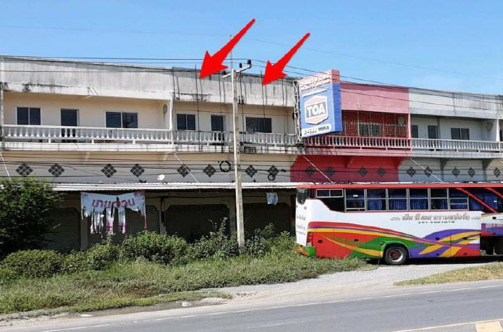 อาคารพาณิชย์หลุดจำนอง ธ.ธนาคารกรุงไทย ลพบุรี ท่าวุ้ง บางคู้