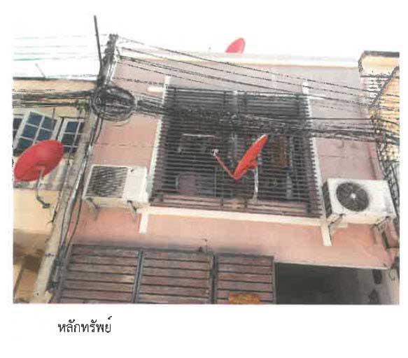 อาคารพาณิชย์หลุดจำนอง ธ.ธนาคารกรุงไทย ประจวบคีรีขันธ์ หัวหิน หัวหิน