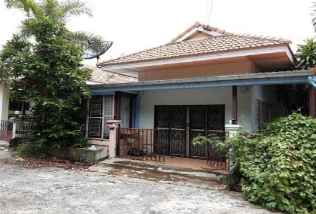 บ้านแฝดหลุดจำนอง ธ.ธนาคารกรุงไทย ชลบุรี ศรีราชา สุรศักดิ์