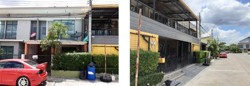 ทาวน์เฮ้าส์หลุดจำนอง ธ.ธนาคารกรุงไทย นนทบุรี อำเภอปากเกร็ด ตำบลบ้านใหม่