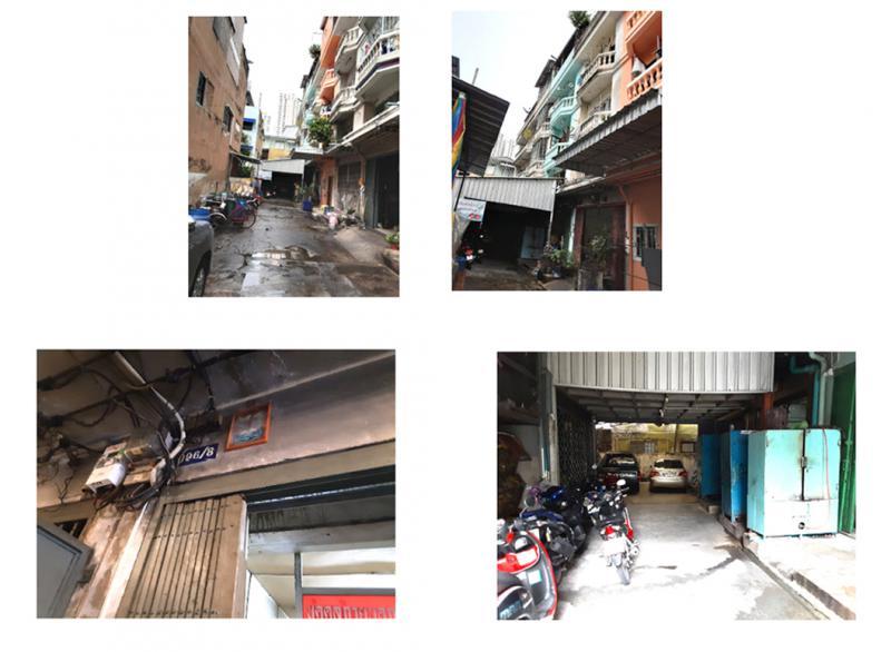 อาคารพาณิชย์หลุดจำนอง ธ.ธนาคารกรุงไทย กรุงเทพมหานคร คลองเตย คลองตัน