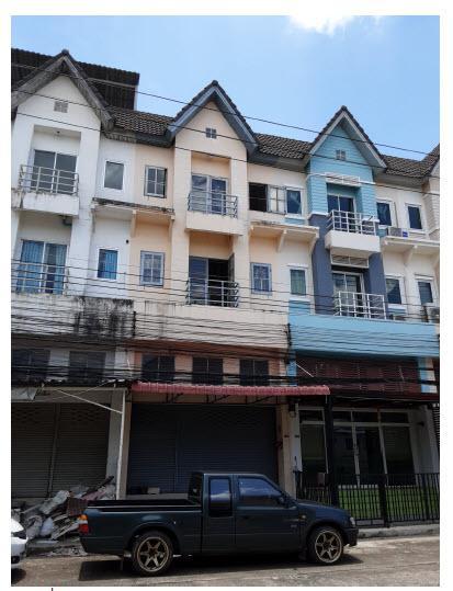 อาคารพาณิชย์หลุดจำนอง ธ.ธนาคารกรุงไทย ปทุมธานี ธัญบุรี บึงยี่โถ