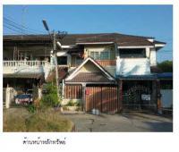 ทาวน์เฮ้าส์หลุดจำนอง ธ.ธนาคารกรุงไทย กระบี่ เมืองกระบี่ ปากน้ำ